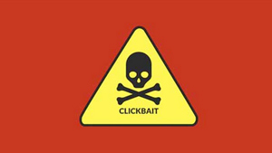 How Susceptible To Clickbait Are You?