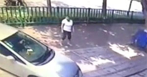 Woman Brutally Ran Over