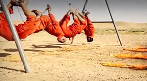 New Brutal ISIS Execution