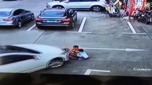 Three Kids Run Over