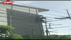 Worker Electrocuted