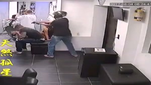 Man Executed At Barber