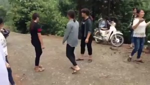 Chinese Chicks Fight